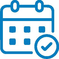 icone calendrier rdv